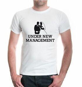 Maglietta da uomo unisex SHIP hopve sotto nuova gestione JGA Bachelor Party