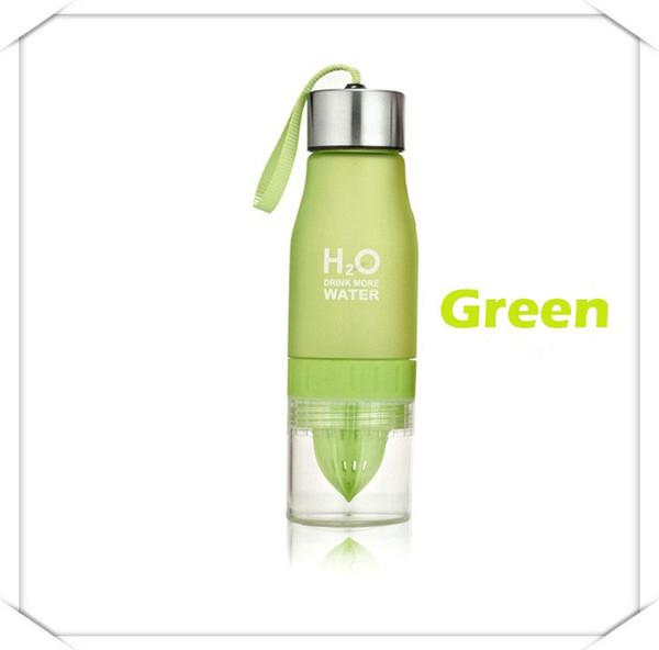 Зеленый 0.65л