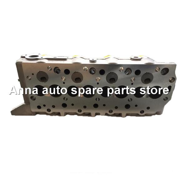 top popular 4D56 4D56T AMC908613 MD351277 MD303750 Complete Cylinder Head for Hyundai H1 H100 4D56-T D4BA D4BH 2.5TD 2476cc SOHC L4 8V 1994- 2019