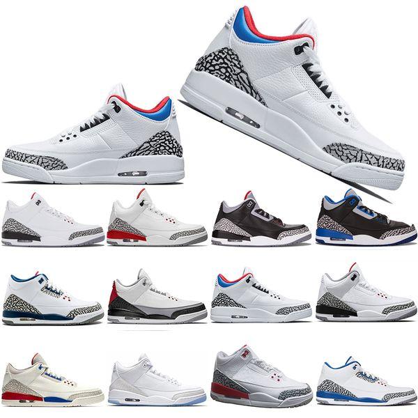 Hot Sale Men Basketball Shoes SEOUL Katrina Mocha Charity Game Pure White Infrared Fly Black III Sports Shoe Designer Sneakers 8-13