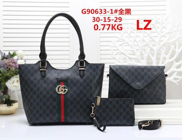 2019 New Fashion Women's PU Leather Handbag Wallet Designer Chain Crossbody Bag Purse Ladies Messenger Bags Casual Shoulder Bags wallets 024
