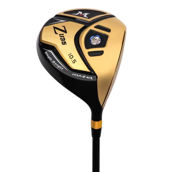 MAZEL Titanium Golf Driver for Men,Right Handed,460CC,10.5 Degree,Regular Flex