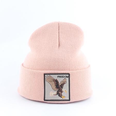 орел розовый