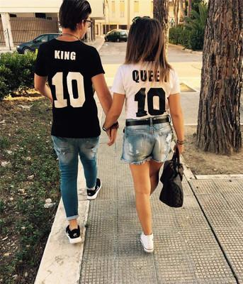 Mode-Sommer Marke Fashion Lover T-Shirt Gedruckt Lose Kurze Ärmel T Tops Frauen Männer Kurze Kleidung