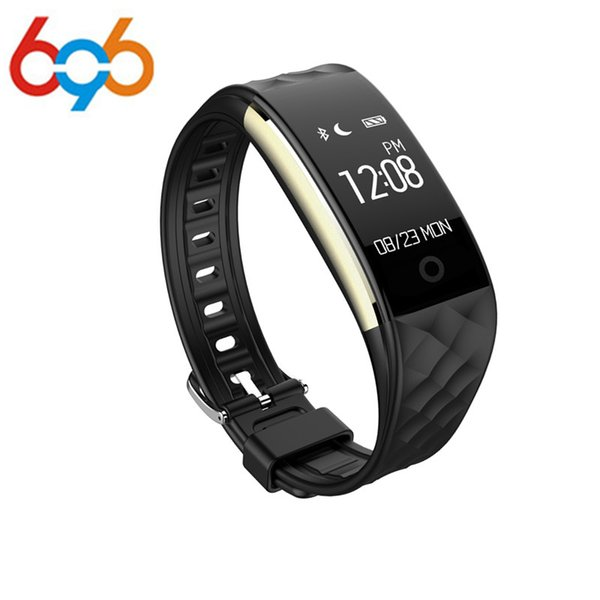 S2 Wristband Heart Rate Monitor Smart Band IP67 Waterproof Activity Tracker Bracelet For Android IOS Pho