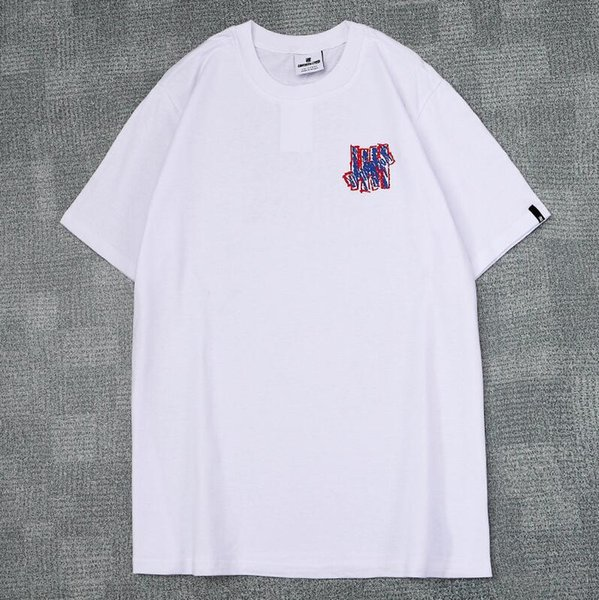 Sommer männer T-shirt Designer Crayon handgemalte Druck Kurzarm t-shirt mode männer und frauen Liebhaber harajuku t shiresI
