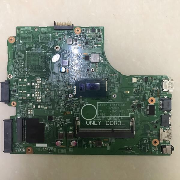 Free shipping for 3542 3442 CN-0P34KX 0P34KX Laptop Motherboard pavilion PWB.FX3MC REV.A00 SR1E8 3558U DDR3L 100% fully tested
