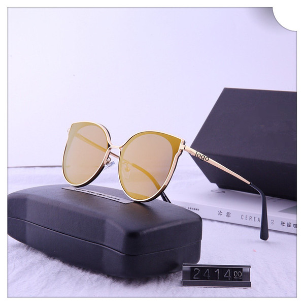 2019 most red new explosive products, luxury brands, men's drive polarizer, sunglasses multi-color optional, free delivery!