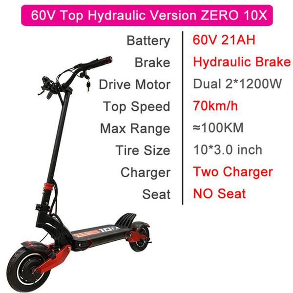 60V Hydraulic