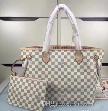 New 2018 famou cla ical women houlder bag famou women ca ual tote bag with wallet pu leather handbag bag tote bag ee12