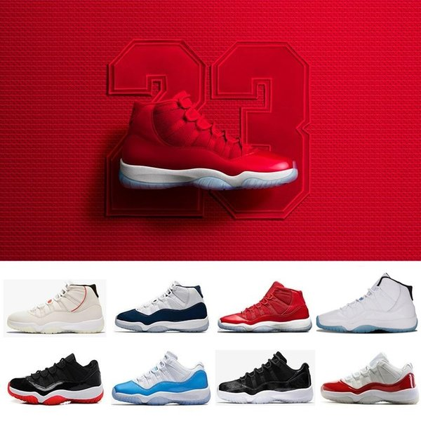 11 basketball shoes 11s men women red high low le space jam university blue rose gold navy gum concord 23 45 space jam j11 sneakers