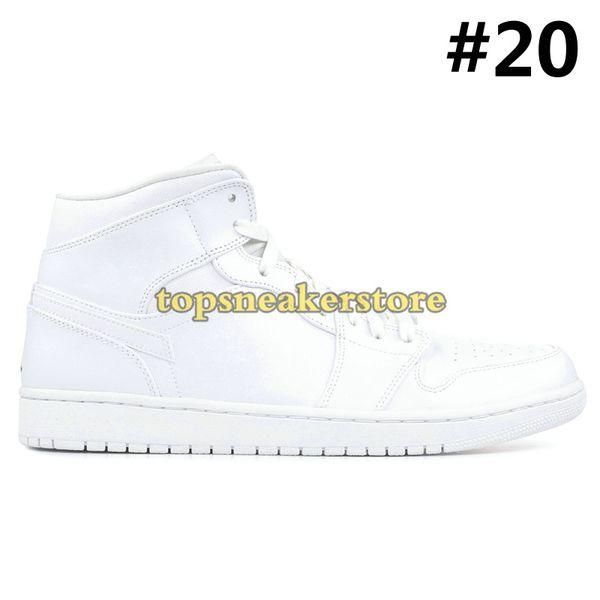 C20 Triple Blanco