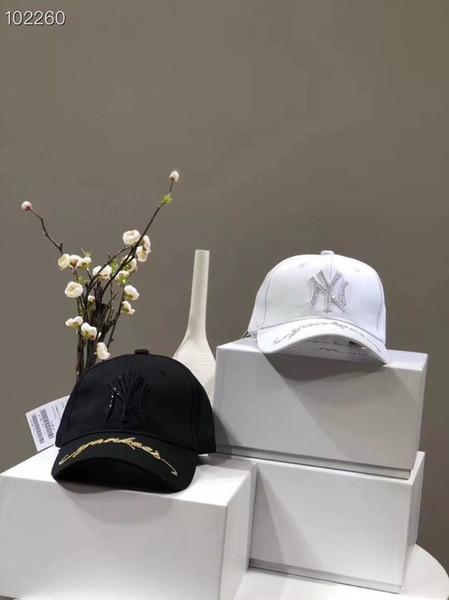 Designer Chapeaux De Luxe Chapeaux De Mode Marque De Baseball Casquette pour Hommes Femmes Réglable Nouvelle Arrivée Broderie Chapeaux Qualité Supérieure avec Logo De La Marque