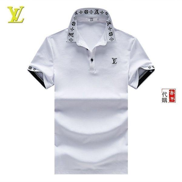 2019 Sommer neues Herren Kurzarm T-Shirt 019041119