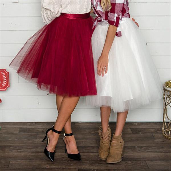 Aile Eşleştirme Giyim Plissee Giyim Tutu Kaya Giyim Anne Kızı Yaz Sıcak Lot Patchwork Kızlar