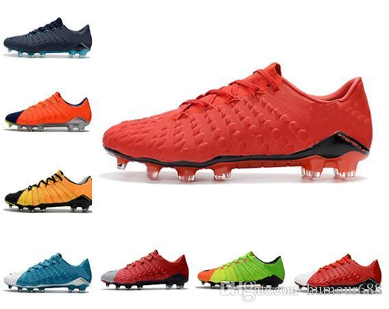 Spedizione gratuita 2019 nike football boots FUTURE SUEDE 50 HYFG PACK Scarpe da calcio da uomo Scarpe da calcio di alta qualità Scarpe da calcio da uomo migliori 1 #