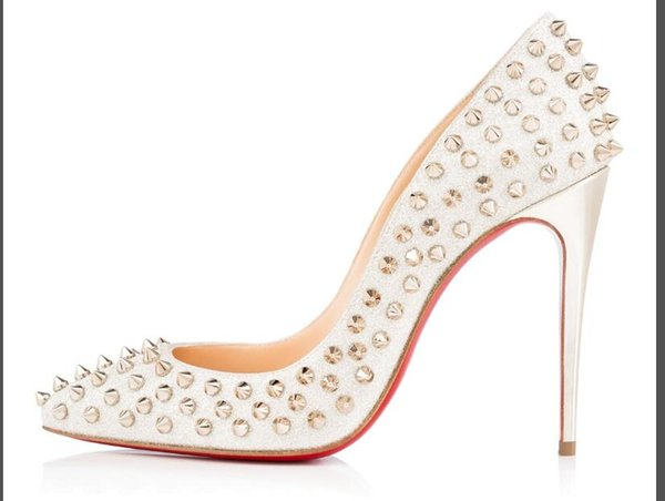 9416cd4bdfa G3 Christian Louboutin CL High Heel Leather Pointed Shoes Shallow Mouth  Flat High Heel Wedding Dress Shoes Box Cool Tee Shirts Cheap Business Tee  ...