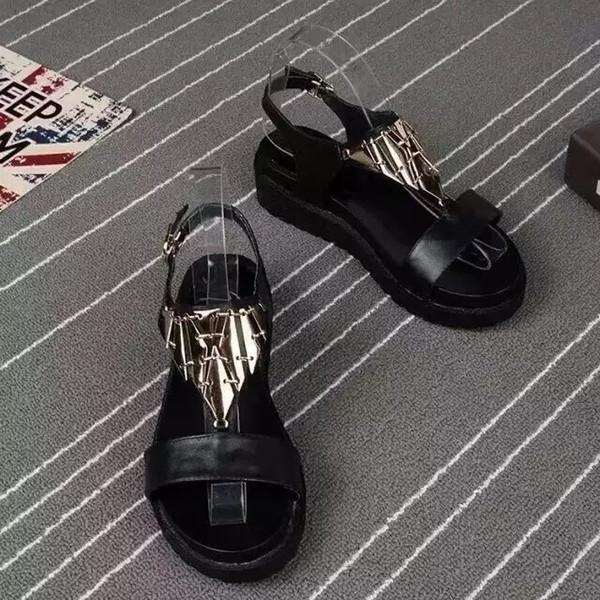 AO Echtes Leder Schuhe italienische Marke Krokodilleder Herstellung Frauen Sandaletten mit Box mit Marke 00008