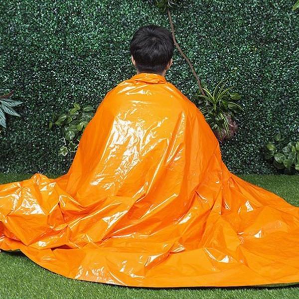 Esteiras de Primeiros Socorros de Acampamento ao ar livre de Sobrevivência de Emergência Mat Isolamento Térmico Cobertor Caminhadas Tapetes de Viagem