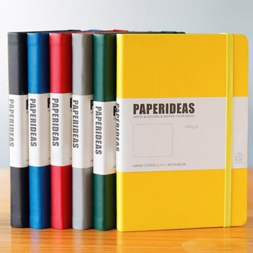 Cuaderno de tapa dura A5 Páginas numeradas Papel libre de ácido Cuaderno gobernado Cuadrado Plan punteado Bullet Journal Vintage Diary Sketchbook Bujo