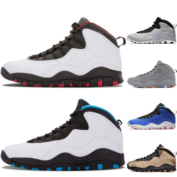 10 Erkek Basketbol Ayakkabıları yeni Chicago GS Fusion Kırmızı Çöl Camo Westbrook Erkek Spor Ben Geri Çöl Camo Tinker Serin Gri Spor Sneakers