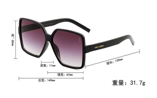 جديد ساحة فاخر نظارات شمس ماركة مصمم السيدات المتضخم كريستال نظارات المرأة إطار كبير مرآة نظارات الشمس للإناث uv400