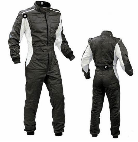 High quality New Arrival Karting Suit Car Motorcycle Racing Club