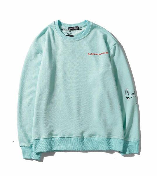 2019 high street hot sale Brand Sweatshirt Hip Hop Street Sweater Hoodies Hombres mujeres Skateboards otoño Sudadera con capucha
