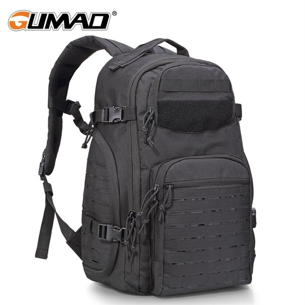 1000D Outdoor Tactical Backpack Utility Assault Bag Sport Military Rucksack Molle Army Hunting Trekking Camping Hiking Travel #379226