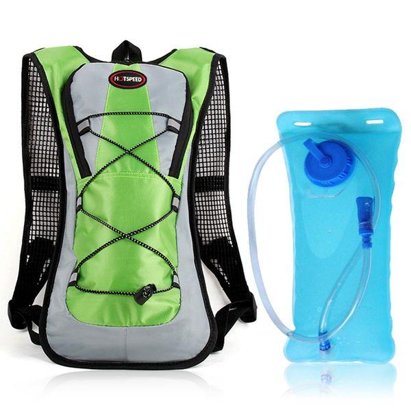 borsa verde e acqua