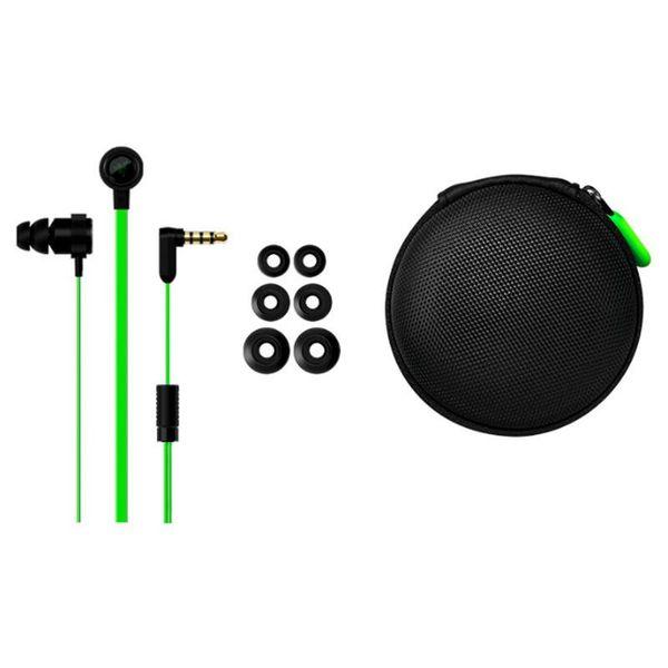 Neuer Pro-V2-Kopfhörer im Ohrkopfhörer mit Mikrofon mit Logo-Kleinkasten im Ohr-Spiel-Kopfhörer DHL
