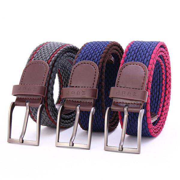 Cintura elastica in tessuto elasticizzato per uomo LJJS269