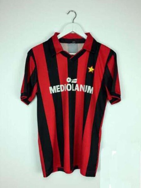 91/92 Home Jersey