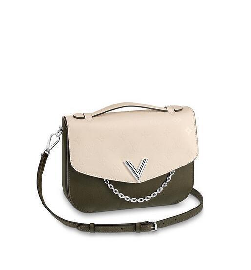 M52128 Very Messenger Women Handbags Iconic Bags Top Handles Shoulder Bags Totes Cross Body Bag Clutches Evening