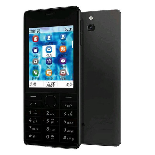 Bar phone 5MP Camera FM sim card by 2.4 inch 515 cell phone with bluetooth radio support dual SIM smart phones