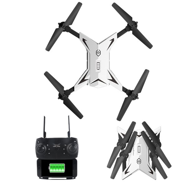 2019 Helicopter RC Drone with Camera HD 1080P WIFI FPV Drone Professional Foldable Quadrocopter Long Battery Life Quadcopter
