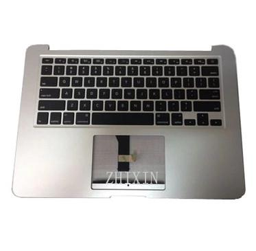 yourui US Palmrest Topcase for Macbook .3 '' A1466 With US keyboard without Touchpad No Backlit 2013 2014 2015 2016