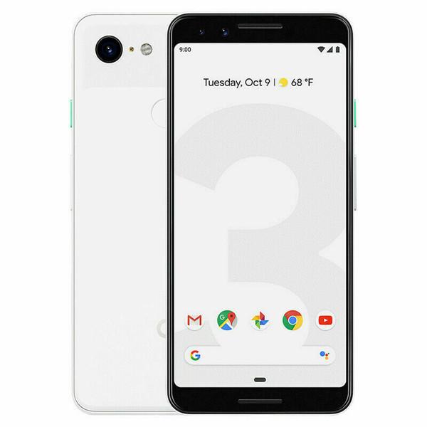 Original Google Pixel 3 4G LTE-Handy 4 GB RAM 64 GB 128 GB ROM Snapdragon 845 Octa Core Andorid 5,5