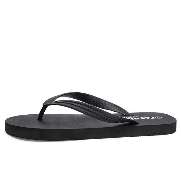 2019 summer flip-flops indoor leisure non-slip beach slippers