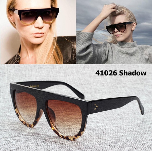 JackJad Women Fashion Cat Eye 41026 Shadow 3 Dots Sunglasses Brand Design Gradient Sun Glasses Eyewear Oculos De Sol Feminino