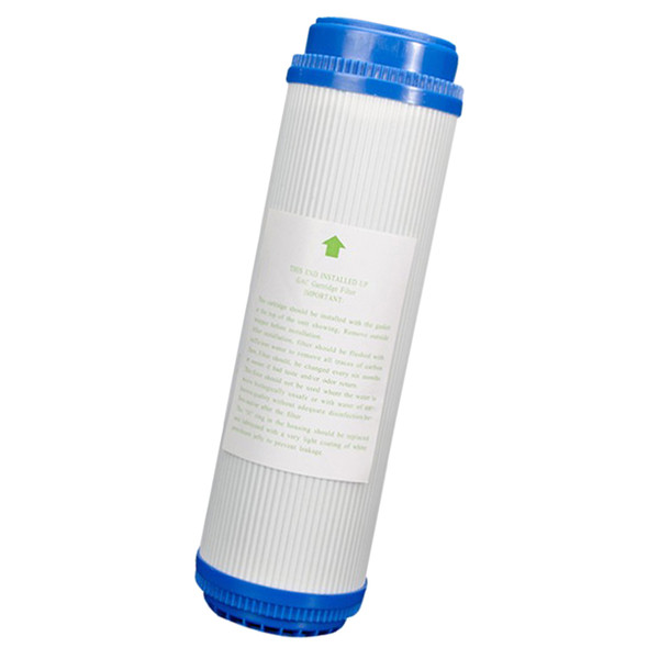 best selling Water purifier filter 10inch granular udf activated carbon coconut Adsorption value Filter Cartridge Replacement
