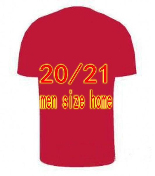 20/21 men home