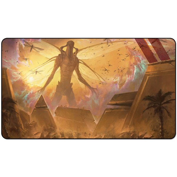 Magic Board Game Playmat:HOUR OF PROMISE 60*35cm size Table Mat Mousepad Play MatCASCADING CATARACTS
