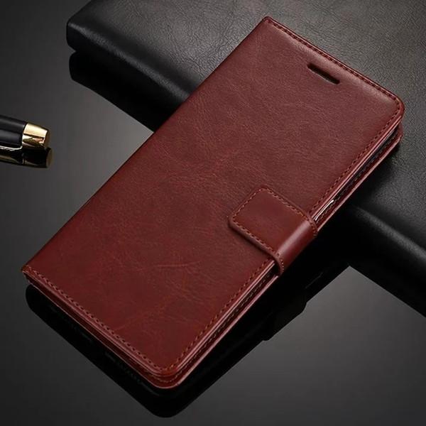 New flip caso Carteira casos de telefone de couro de luxo designer de luxo para Xiaomi Mi A1 A2 A3 6 8 9 Lite SE T9 F1 MiA3 Mi8 MI9 macio TPU tampa do telefone