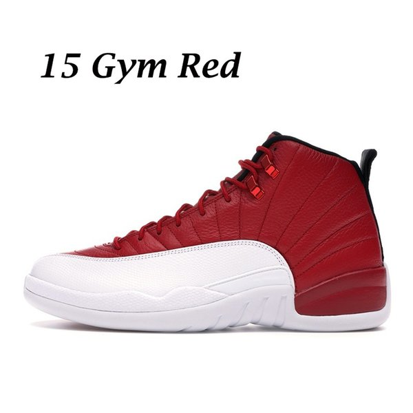 15 Gym Red