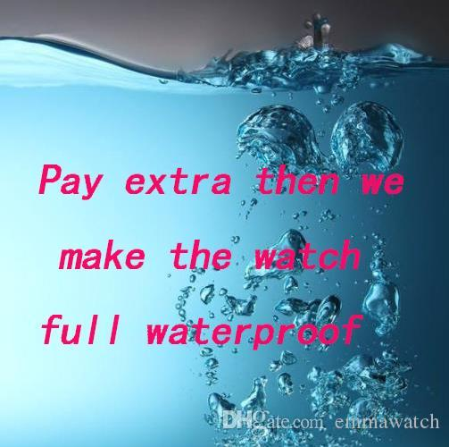 only for make the watch waterproof