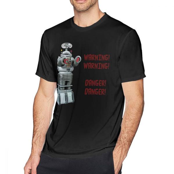 Camiseta Lost In Space Camiseta Lost In Space Camiseta divertida impresa Camiseta 6xl Algodón Streetwear Manga corta Hombre Camiseta