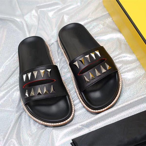 Ciabatte di lusso da uomo infradito 2019 tn air sandali di marca moda infradito da uomo superstar 2018 pantofole nere