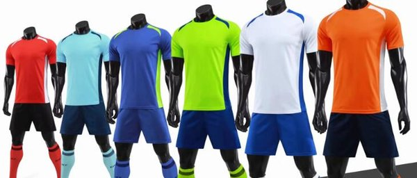 6301#0304 mix and match color latest men's hot jersey outdoor clothing soccer clothing high quality 323qdq329G93