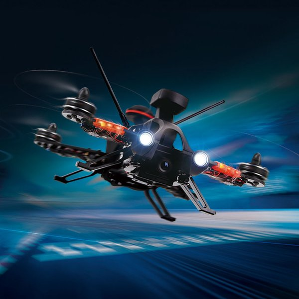 CARRY.Walkera Runner 250 PRO New GPS Racing Drone DELUXE Package with 5.8Ghz Monitor